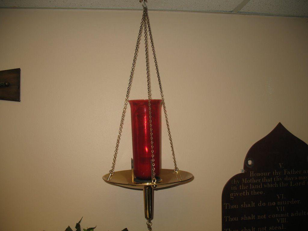 sanctuarylamp