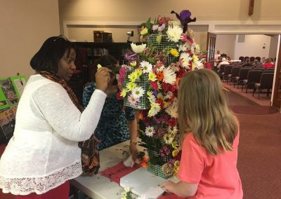 Decorating the Cross